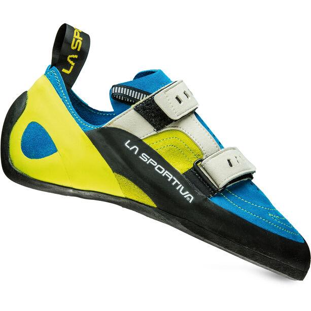 La Sportiva Finale VS Climbing Shoes Men sulphur/blue