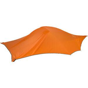 Tentsile Flite + 2 Person Tent orange orange