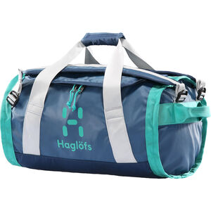 Haglöfs Lava 30 Duffel Bag blue ink/crystal lake blue ink/crystal lake