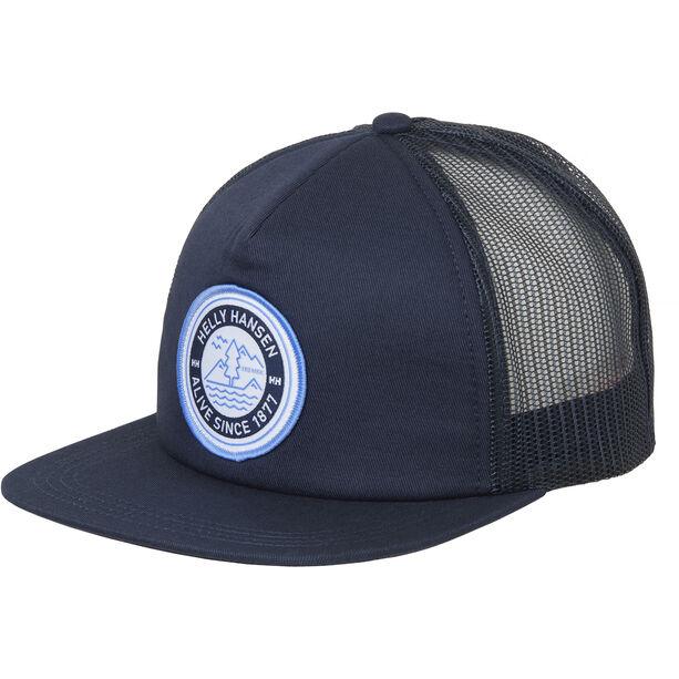 Helly Hansen HH Flatbrim Trucker Cap catalina blue