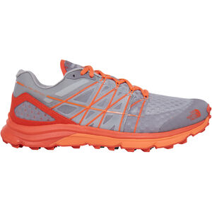 The North Face Ultra Vertical Shoes Herr foil grey/exuberance orange foil grey/exuberance orange