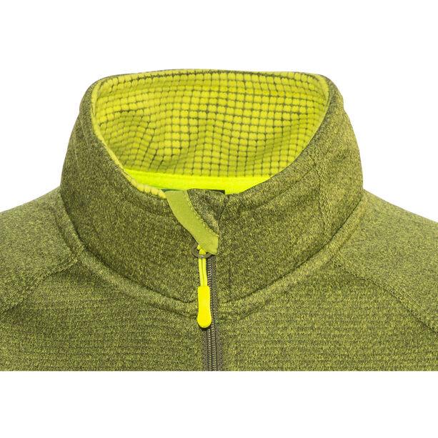 Meru Cannes Fleece Jacket Barn lime lime