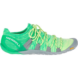 Merrell Vapor Glove 4 3D Shoes Dam sunny lime/beetle sunny lime/beetle