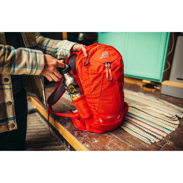 Gregory Maya 10 Backpack Dam poppy red