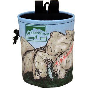 Metolius Access Fund Comp Chalk Bag yosemite yosemite