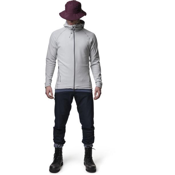 Houdini Outright Houdi Fleece Jacket Herr ground grey