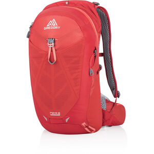 Gregory Maya 16 Backpack Dam poppy red poppy red