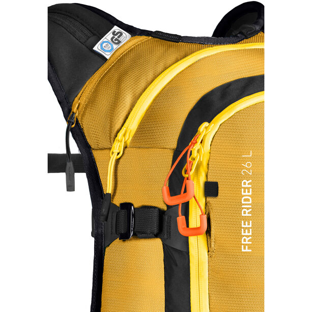 Ortovox Free Rider 26 L Backpack yellowstone