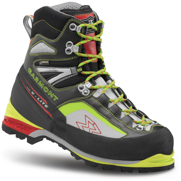Garmont Icon Plus GTX Boots Herr black/acid green