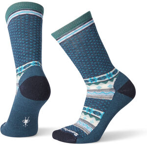 Smartwool Cozy Cabin Crew Socks Dam deep marlin deep marlin