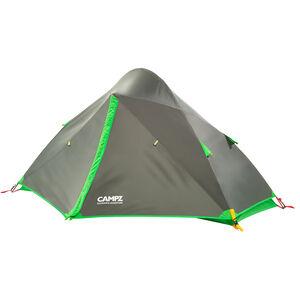 CAMPZ Tignes 1P Tent grey/green grey/green