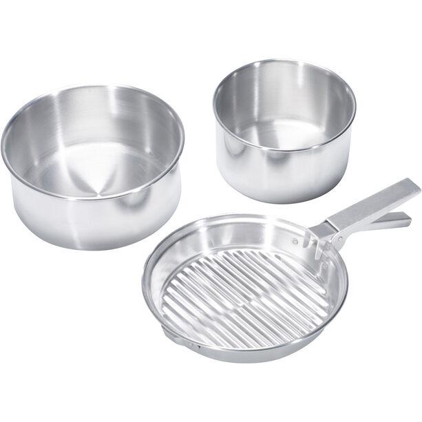 CAMPZ Classic Cooking Set