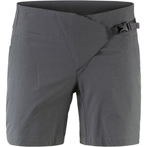 Klättermusen Vanadis Shorts Dam dark grey dark grey