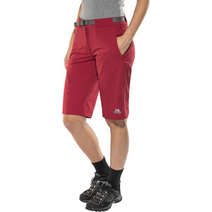Mountain Equipment Comici Shorts Dam sangria sangria