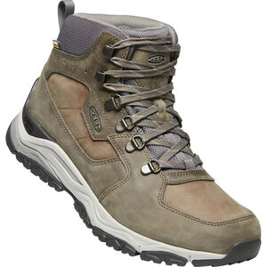 Keen Innate WP Mid Leather Shoes Herr Almond Almond