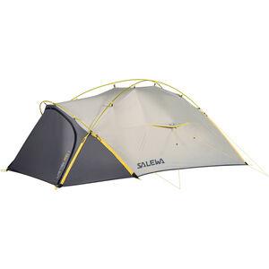 SALEWA Litetrek Pro II Tent lightgrey/mango lightgrey/mango