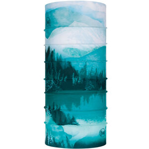 Buff Original Neckwarmer Barn lake turquoise lake turquoise