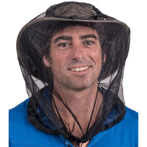 Sea to Summit Ultra-Fine Mesh Headnet black mesh black mesh