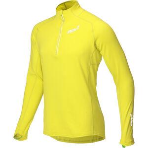 inov-8 Technical Mid LS HZ Shirt Herr yellow yellow