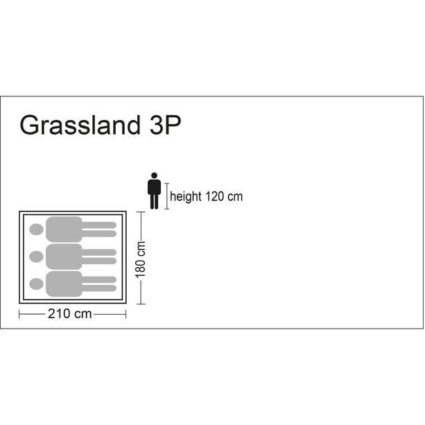 CAMPZ Grassland OT 3P Tent