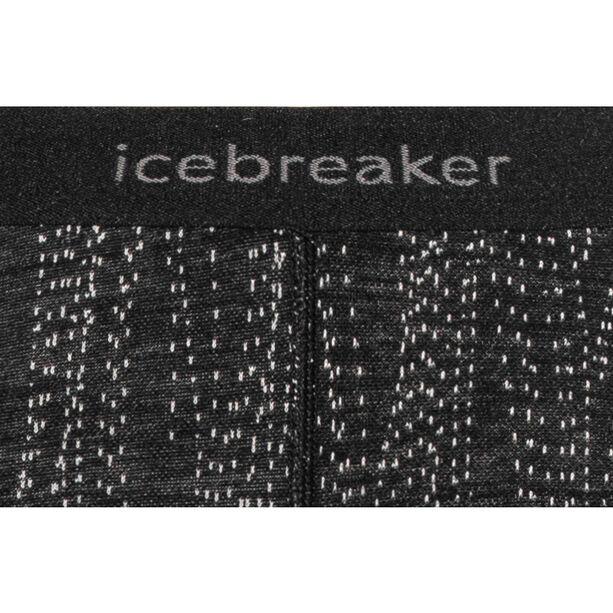 Icebreaker 250 Vertex Drift Leggings Dam black/snow