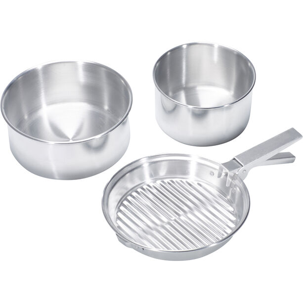 CAMPZ Classic Cooking Set