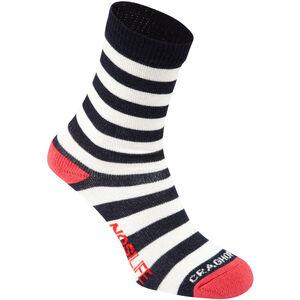 Craghoppers NosiLife Travel Socks Barn soft navy/watermelon soft navy/watermelon