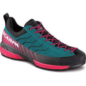 Scarpa Mescalito GTX Shoes Dam tropical green-rose red tropical green-rose red