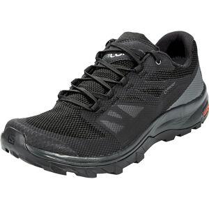 Salomon OUTline GTX Shoes Herr black/phantom/magnet black/phantom/magnet