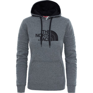 The North Face Drew Peak Pullover Hoodie Dam TNF Medium Grey Heather/Vintage White TNF Medium Grey Heather/Vintage White