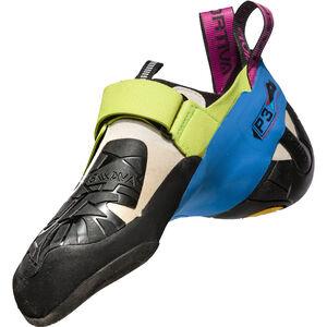 La Sportiva Skwama Climbing Shoes Dam apple green/cobalt blue apple green/cobalt blue