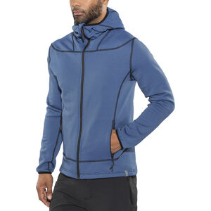 Meru Tallinn Powerstrech Jacket Herr snorkel blue snorkel blue
