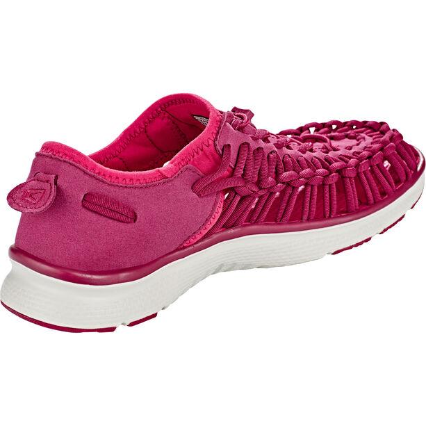 Keen Uneek O2 Sandals Dam anemone/bright rose