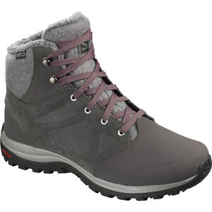 Salomon Ellipse Freeze CS WP Shoes Dam magnet/quiet shade/hibiscus magnet/quiet shade/hibiscus