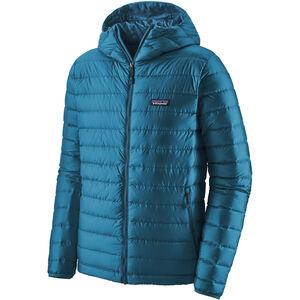 Patagonia Down Sweater Hoodie Herr balkan blue balkan blue