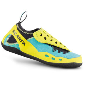 Scarpa Piki Climbing Shoes Barn maldive-yellow maldive-yellow