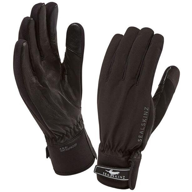 Sealskinz All Season Gloves black/charcoal