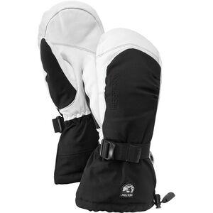 Hestra Army Leather Extreme Mitt svart/offwhite svart/offwhite