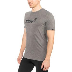 inov-8 TriBlend SS Shirt Herr dark grey dark grey