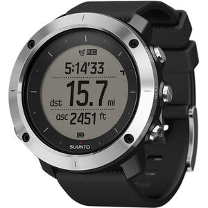 Suunto Traverse Watch black black
