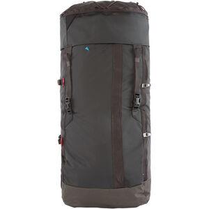 Klättermusen Tor Backpack 80l raven raven