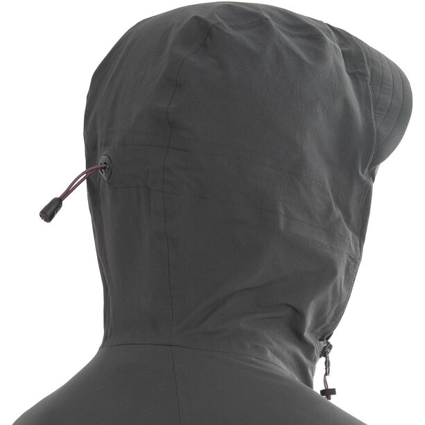 Klättermusen Vanadis Jacket Herr dark grey