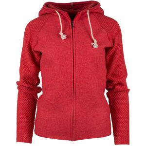 Amundsen Sports Boiled Hoodie Jacket Dam weathered red weathered red