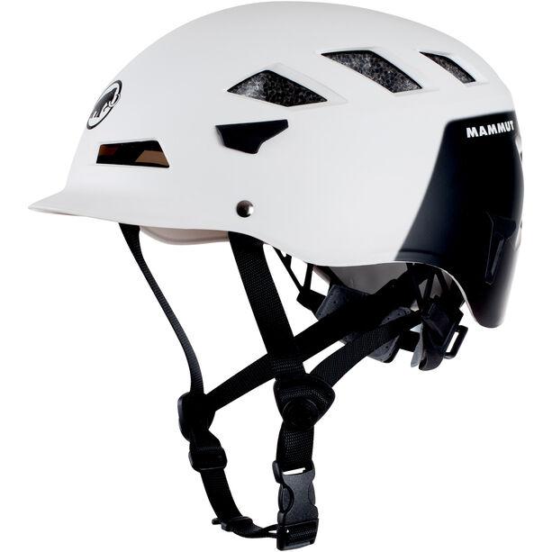 Mammut El Cap Helmet white-black