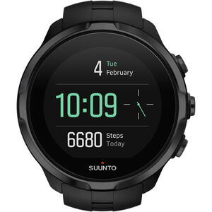 Suunto Spartan Sport Wrist HR Watch all black all black