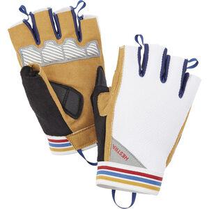 Hestra Bike Guard Short Finger Gloves white white