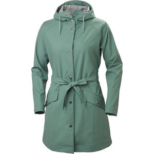 Helly Hansen Kirkwall II Raincoat Dam jade jade