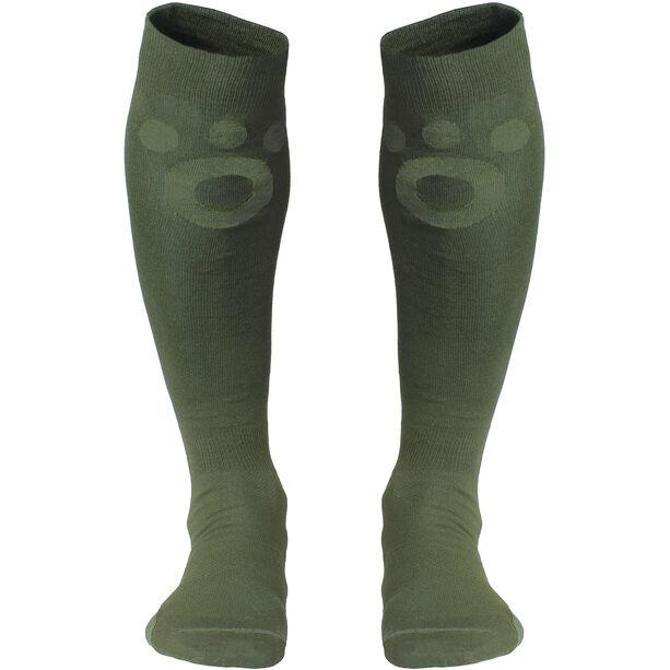 Röjk Merino Compression Socks juniper