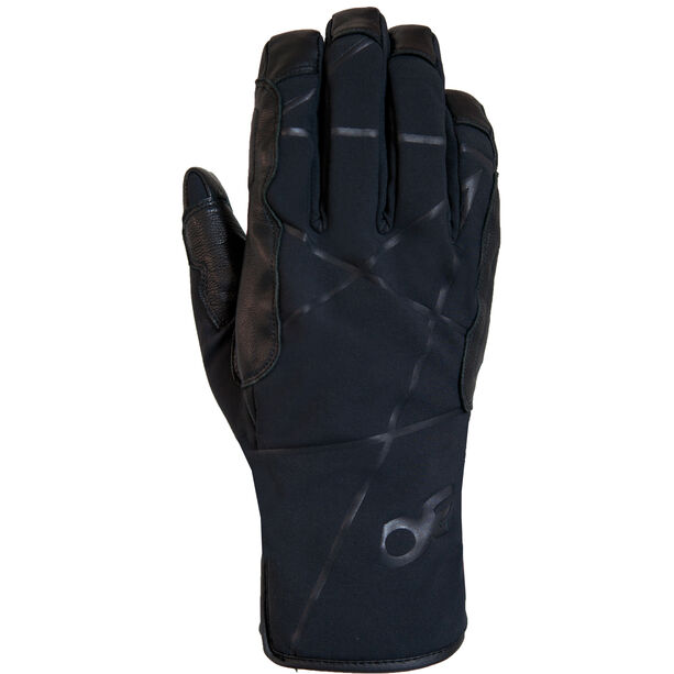 Roeckl Montana Ski Freeride Gloves black