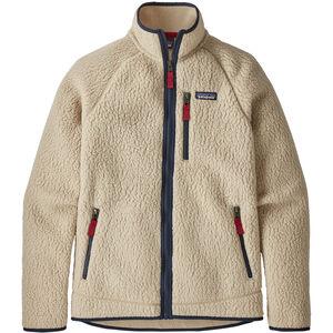 Patagonia Retro Pile Jacket Herr El Cap Khaki El Cap Khaki